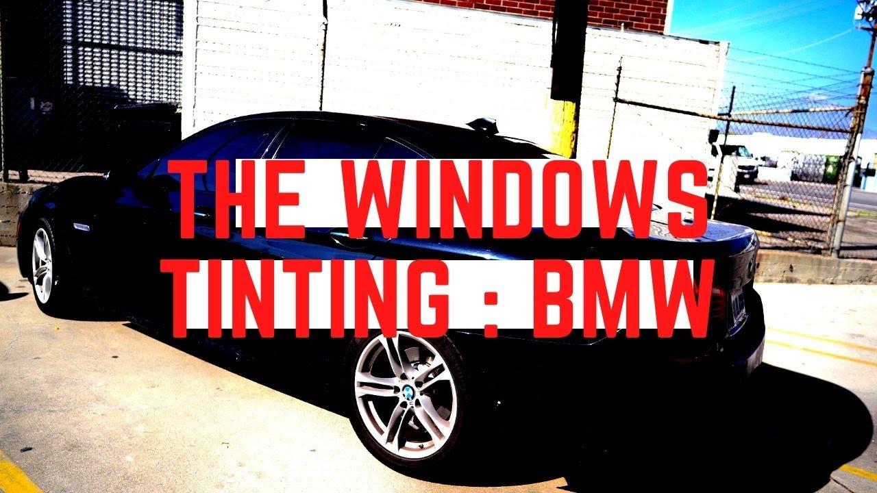 Tint My Ride: BMW