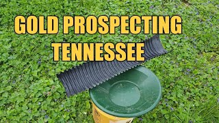 Gold prospecting Tennessee