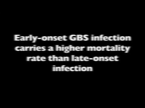 Lets talk about Group B Strep (GBS) - USA Version - 14th March 2016