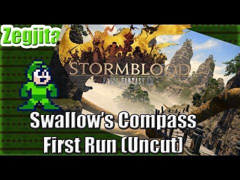 Final Fantasy XIV Stormblood: Swallow's Compass First Run (Uncut)