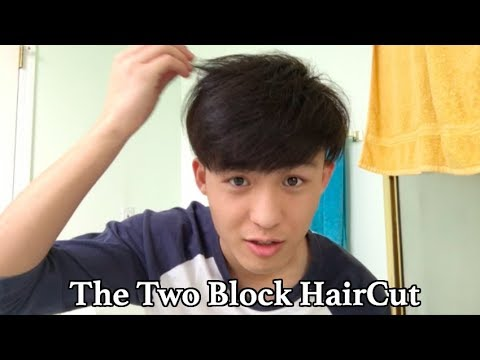 Why You Should Get The Two Block HairCut