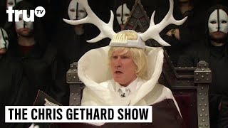 The Chris Gethard Show - Will Ferrell Performs a Ritual of the Minds   truTV