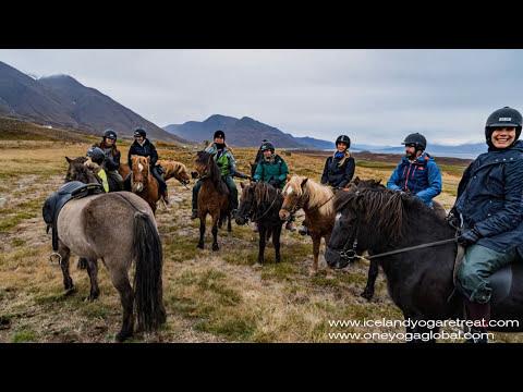 North Iceland Yoga Retreat Adventure - Northern Lights, Myvatn, Akureyri