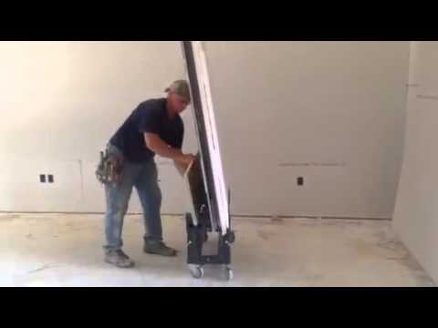 Drywall Buddy TM - Hanging Closets and Bathrooms