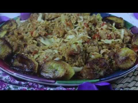 Chicken Lokri - St. Maarten Chicken Rice, Caribbean Chicken Pelau, One Pot Chicken Rice