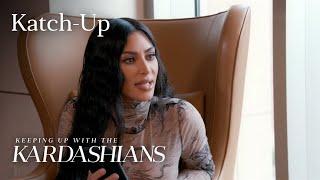 Kim Kardashian Gets A Health Update & Khloé Struggles With Tristan: KUWTK Katch-Up (S17, Ep 2) | E!