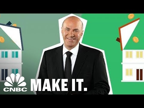 Kevin O'Leary: Use This Test To Decide If You Should Rent Or Buy A House | CNBC Make It.