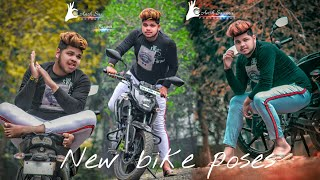 How To Photo Shoot With Bike | Live Photo Shoot  | Ansh Saxena Photography