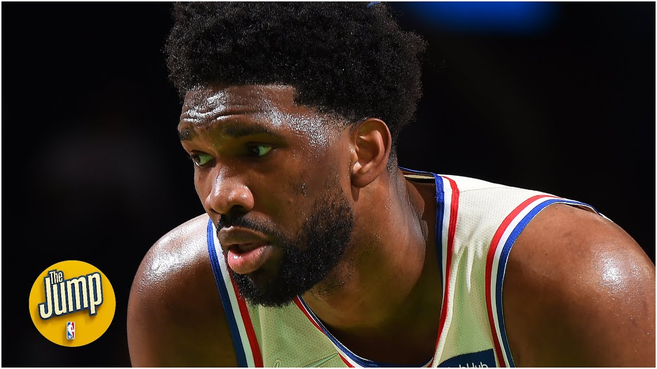 If Joel Embiid is healthy, can anyone in the East defend him?   The Jump