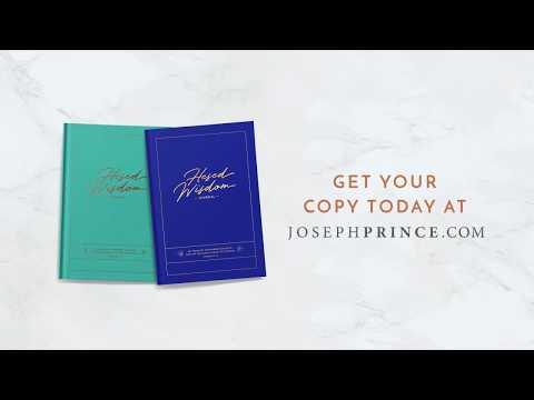 Joseph Prince – Hesed Wisdom Journal Trailer