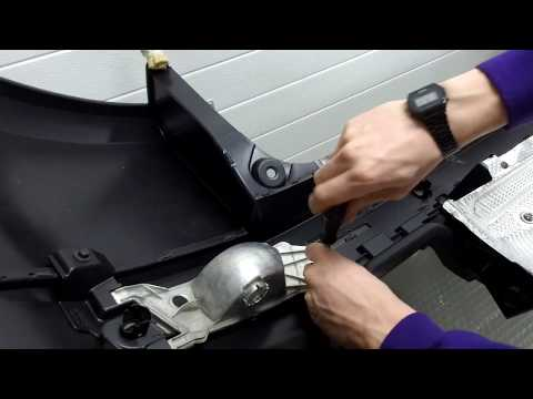Step by step guide to Range Rover Evoque Dynamic rear bumper upgrade
