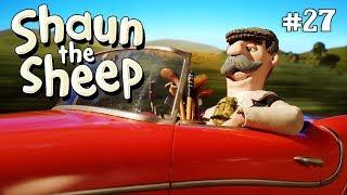 Selamatkan yang lemah - Shaun the Sheep [Save the Dump]
