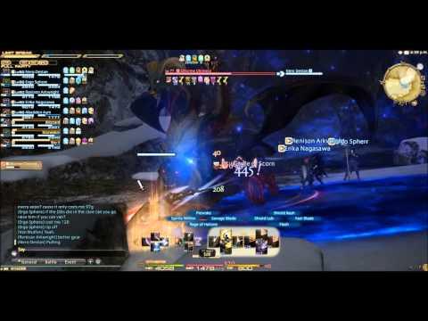 [FFXIV ARR] A Relic Reborn Chimera Fight
