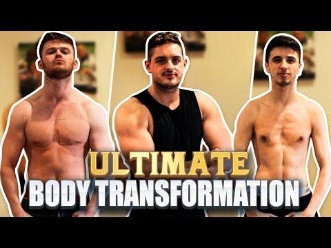 TheBurntChip Training Plan!! (Ultimate 8 Week Transformation) Part 9