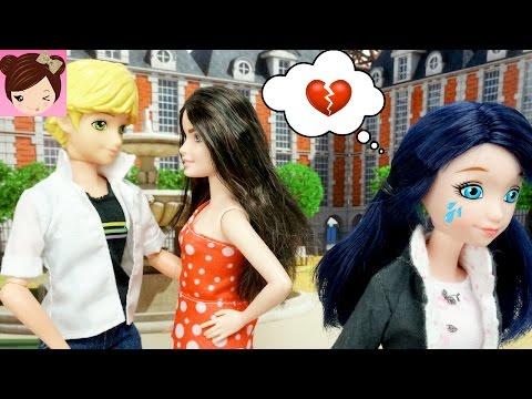Marinette is Heart broken - Did Adrien Break her heart? Miraculous Ladybug & Cat Noir