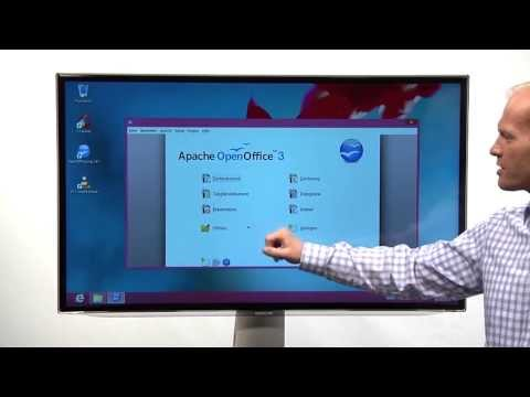 Windows 8 Videoanleitung - 13 Tipps OpenOffice - kostenfreie Alternative