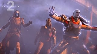 Destiny 2  - Homecoming Story Campaign Gameplay Reveal [UK]