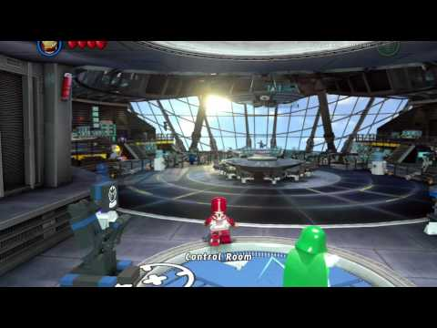 How to get to Deadpool's Room in Lego Marvel Super Heroes