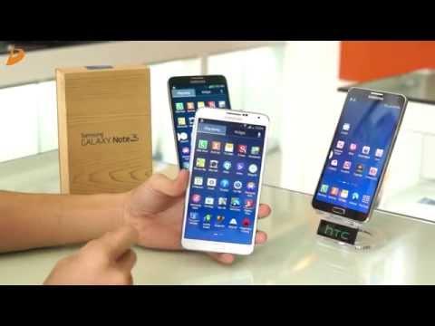 SAMSUNG GALAXY NOTE 3 chuẩn T-Mobile | Hướng dẫn chọn mua !