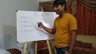 4Ps of Marketing | Marketing mix | 4Ps of Marketing in Hindi/Urdu