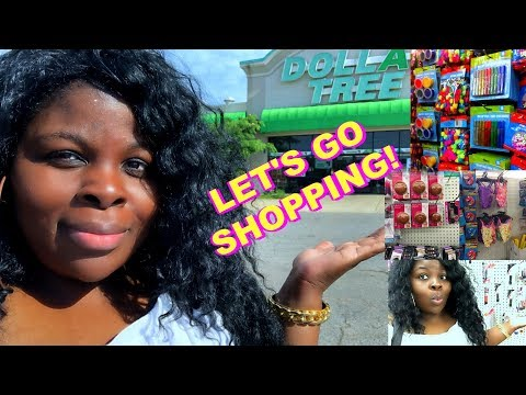 SHOP WITH ME AT DOLLAR TREE | SUMMER IS HERE SUMMER IS HERE!