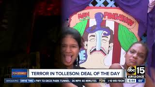 Deal of the Day: Buy one, get one free to Terror in Tolleson