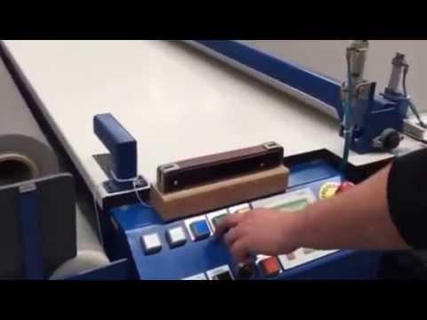 Top Spot Blinds - Melbourne Laser Cutter Machinery - Fabric