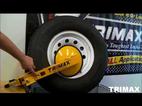 Trimax Ultra-Max Wheel Lock TWL100
