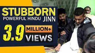 STUBBORN POWERFUL HINDU JINN at Patriata Shareef
