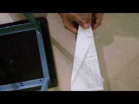 How to make a paper airplane GLART (John Collins)