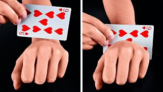 MAGIC TRICKS REVEALED || Funny Magic Tricks And DIY Illusions That You Can Do