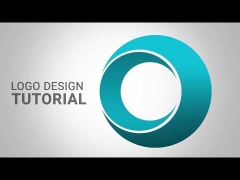 How to Create Professional Logo Design in Photoshop cs6 | Very Easy Logo