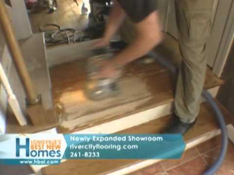 Refinish Hardwood Floors Rivercity Flooring