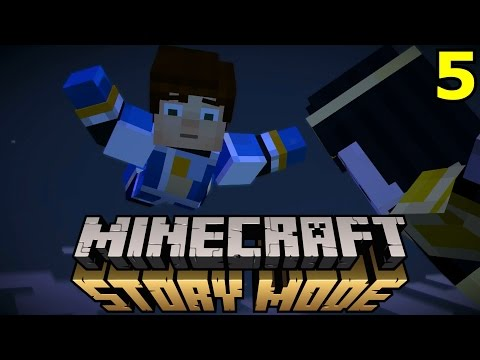 Minecraft Story Mode Episode 5: Order Up! FULL Gameplay Walkthrough 1080p 60fps