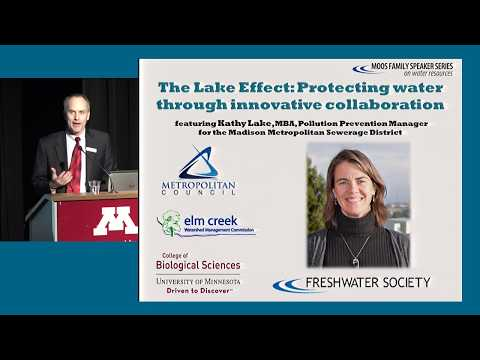 The Lake Effect: Protecting water through innovative collaboration
