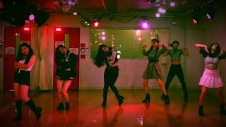 everglow - adios dance cover