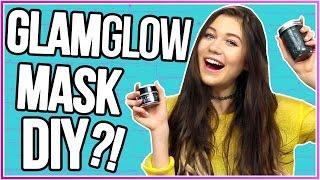 DIY GlamGlow Mask?! | Craft The Craze w/ Jessie Paege