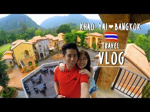 GoPro: KHAO YAI X BANGKOK l TRAVEL VLOG 曼谷考艾之旅
