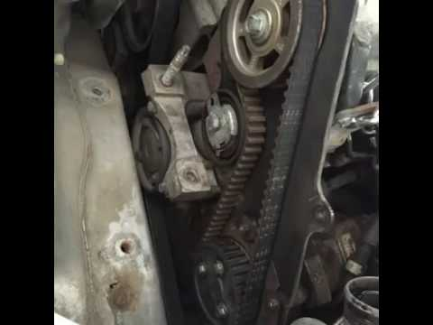Ford Focus Timing Belt Replace