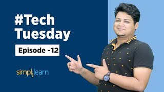 Tech News In 100 Seconds | TechTuesday Episode 12 | What's New In Technology 2019 | Simplilearn
