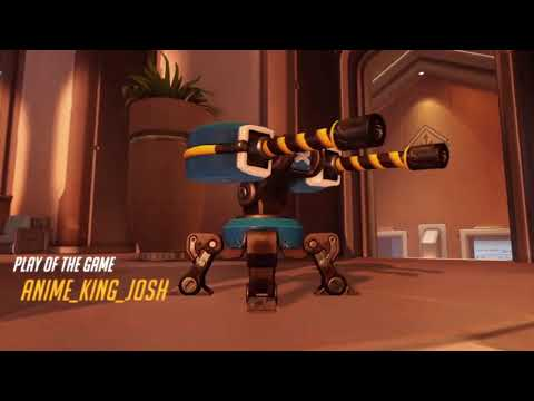 The Best Torbjörn Play Of The Game You Will Ever See In Overwatch