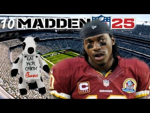 Madden NFL 25 Ultimate Team ep. 10 - Should RG3 Have Been Benched?