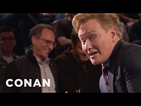 Conan: Robert De Niro Banned Trump From All His McDonald's  - CONAN on TBS