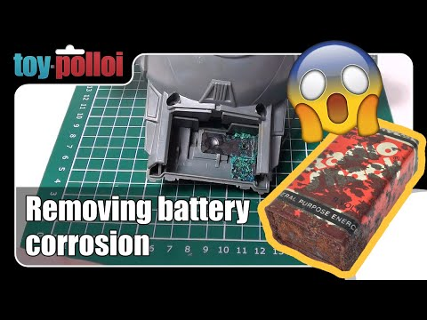 Fix it guide - Remove battery corrosion