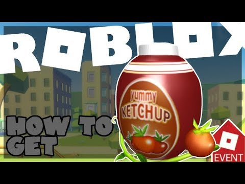 [EVENT] How to get the Eggchup| Roblox: Egg Hunt 2018