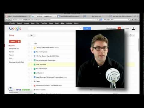Episode 49: Embedding Google Presentations