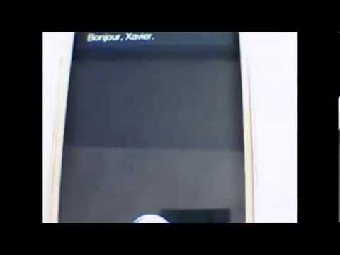 test siri iphone 4 (2013) ios 6