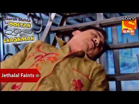 Jethalal Faints On The Staircase   Taarak Mehta Ka Ooltah Chashmah