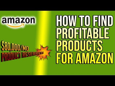 How To Sell on Amazon FBA for Beginners | Product Research (Step-by-Step)