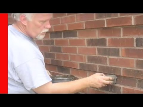 How to Replace Bricks in a Chimney